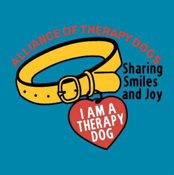alliance of therapy dogs alliance of therapy dogs embroidery caign custom ink fundraising