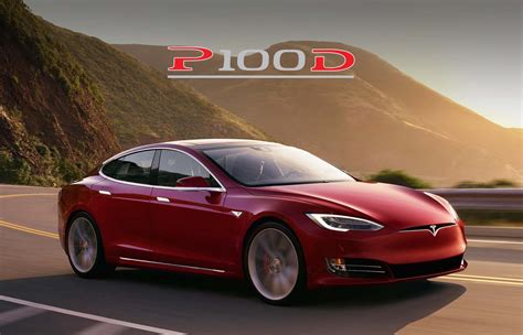 tesla model  pd revealed  kmh   seconds