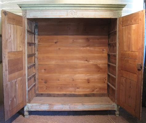 large wardrobe armoire very large armoire france 18th century at 1stdibs