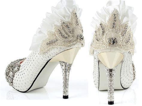 When and Why to Wear Unique Bridal Shoes