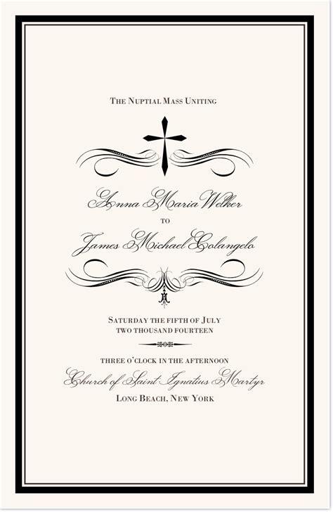 Catholic Wedding Programs Catholic Wedding Ceremony Programs Wedding Church Program Christian Wedding Program Templates