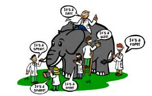 The Elephant And The Blind Men The Blind Elephant Baseline Assessments For