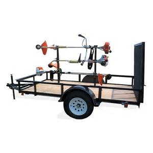 carry on trailer 14 in trimmer rack lowe s canada