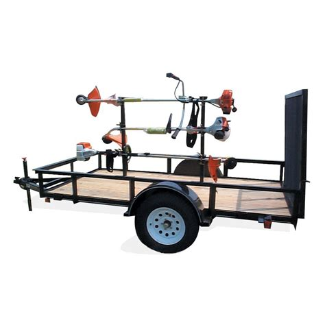 Trimmer Racks For Trucks by Carry On Trailer 14 In Trimmer Rack Lowe S Canada
