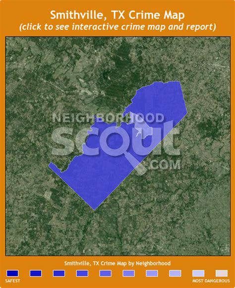 smithville texas map smithville tx crime rates and statistics neighborhoodscout