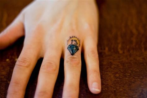 a superb list of finger tattoo designs creativedive
