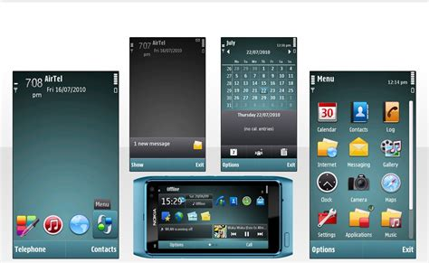 nokia themes building n8 original blue theme for s60 5th edition phones
