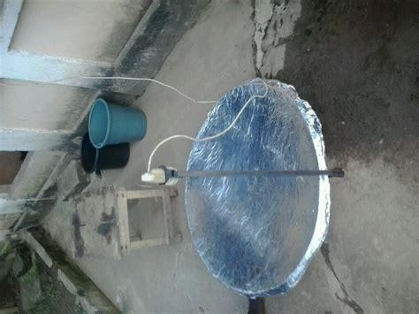 diy design  fabricate   satellite dish   sizes  hownow satellite tv