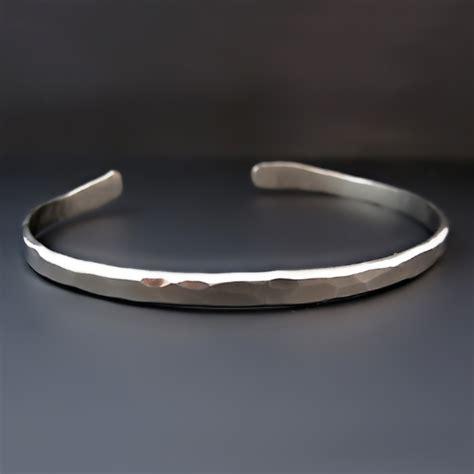 mens cuff bracelets silver best bracelet 2017