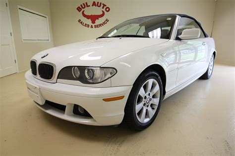 2005 bmw 3 series 325ci convertible stock 16240 for sale