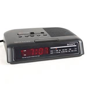 machine sony alarm clock sony machine alarm clock images