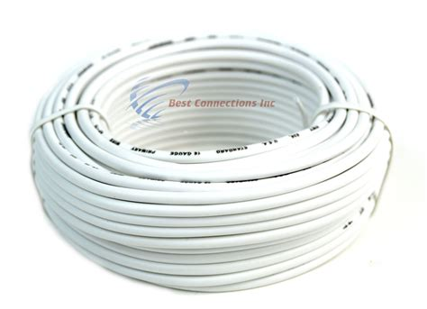 16 ga 50 ft rolls primary auto remote power ground wire