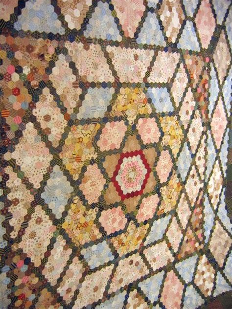 Patchwork Hexagon - 58 best images about patchwork hexagone on