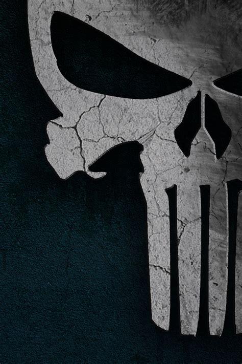 wallpaper hd for iphone skull punisher skull iphone wallpaper wallpapersafari