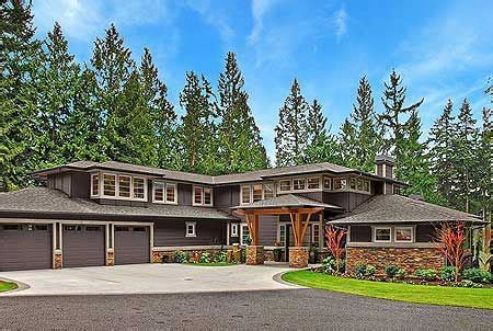 contemporary prairie style house plans contemporary prairie style masterpiece