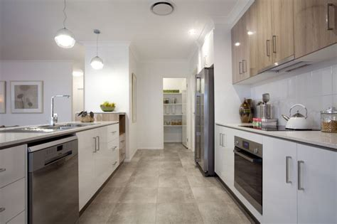 Small Parallel Kitchen Design Great Parallel Kitchen Design With Walk In Pantry At The End Kitchen Culture