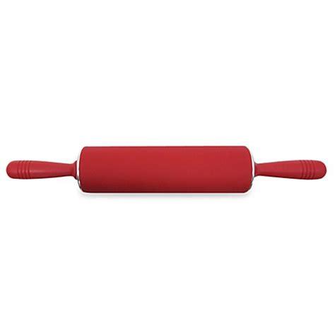 Silicone Rolling Pin Penggiling Adonan silpin silicone rolling pin in bed bath beyond