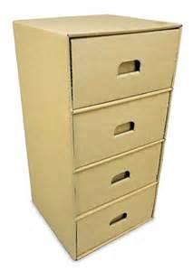 cardboard storage drawers cardboard drawers