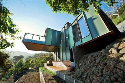 creek house a modern modular house embraces outdoor living in victoria australia modern house