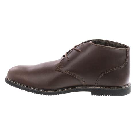 timberland boots chukka timberland cobleton 2 eye chukka boots for save 45