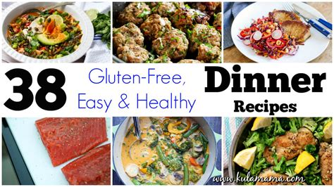 gluten free recipes for dinner weight loss vitamins for women