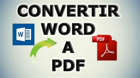 como convertir imagenes a pdf sin programas como convertir un word a pdf sin ningun programa gratis