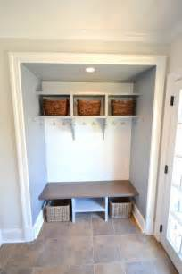 mudroom design ideas and storage with davidson builders