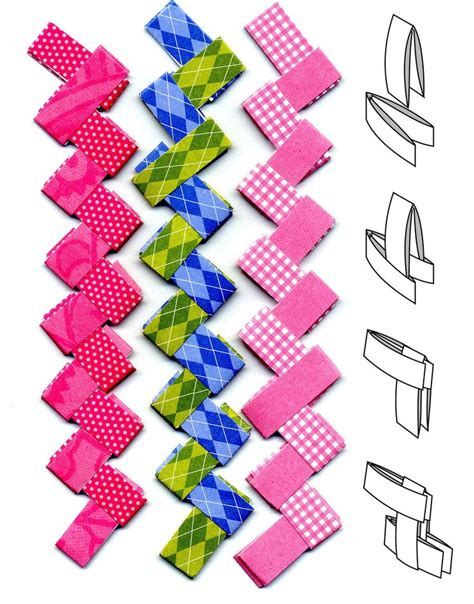 What Can We Make Out Of Paper - gum wrappers ribbon this brings back memories of