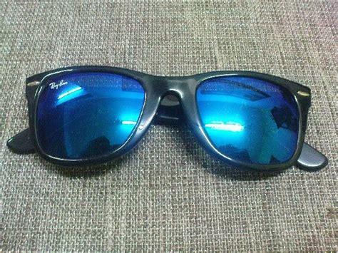 Kacamata Rayban 2148 Coklat Set vintage bausch lomb rayban sunglasses sold ban wayfarer g 15 blue mirror lenses sold