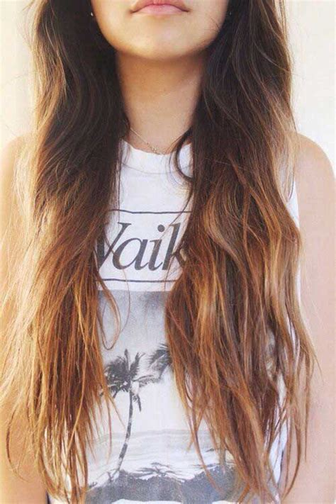 35 long ombre hairstyles