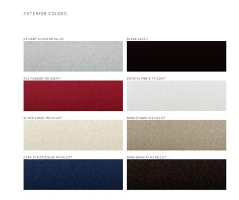 Cadillac Color Codes by 2014 Paint Colors Html Autos Weblog