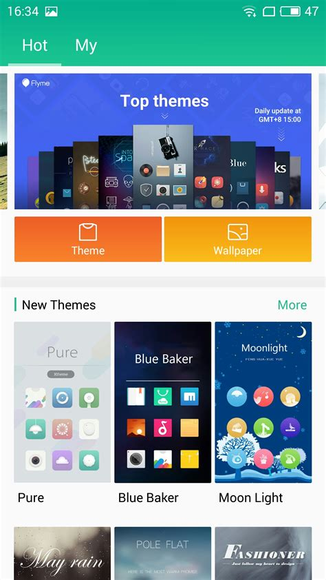 meizu themes store 10 reasons why you should choose flyme over stock android