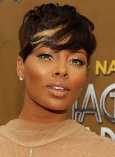 short hair cut for african women with round face 50 african american short black hairstyles haircuts for