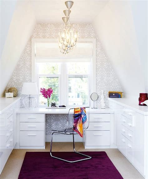 How To Fit A Desk In A Small Bedroom Small Space 13 Creative Places To Fit A Home Office Brit Co