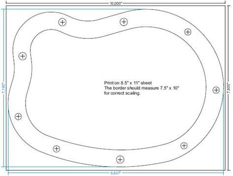 printable gasket templates timing cover gasket