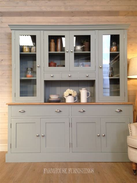 Island Kitchen Cart beautiful painted welsh dresser farmhouse furnishings