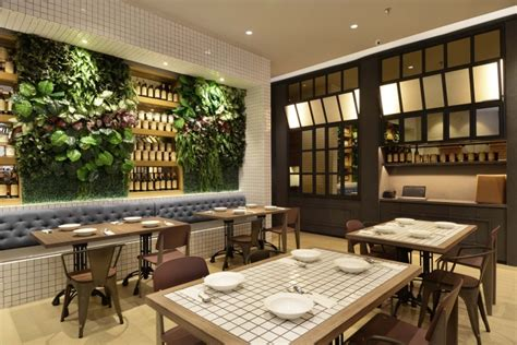 design interior cafe jakarta bistro 187 retail design blog