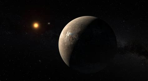 Planet Closet To Sun by Astronomers Discover Earth Like Planet Orbiting Nearest