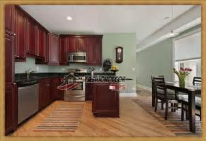 Kitchen Wall Colors With Dark Cabinets by Kitchen Wall Color Ideas With Dark Cabinets Fashion