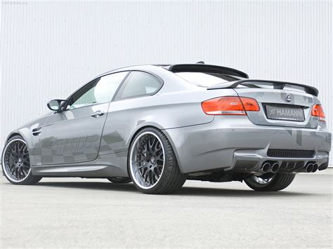 bmw coupe 3 series hamann bmw 3 series coupe thunder photos photogallery