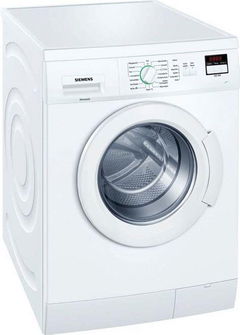 Siemens Waschmaschinen Service 3339 by Siemens Waschmaschine Wm14e220 7 Kg 1400 U Min Otto