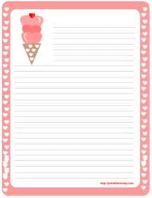free stationery paper templates free printable stationary paper new calendar template site