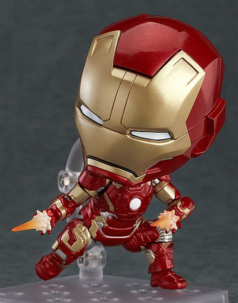 smile company age of ultron nendoroid 543 iron 43 s edition