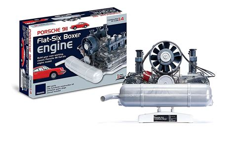 how cars engines work 2002 porsche 911 auto manual how a porsche 911 flat six boxer engine works toy scale model by franzis and trends uk car