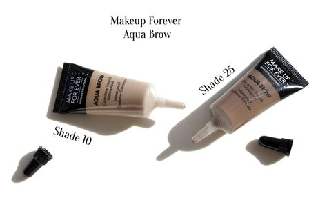 Eyeliner Gel Makeup Forever makeup forever brow seal transpa eyebrow gel review 4k