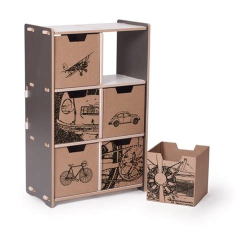 6 Cubby Shelf by 6 Cubby Storage Bins