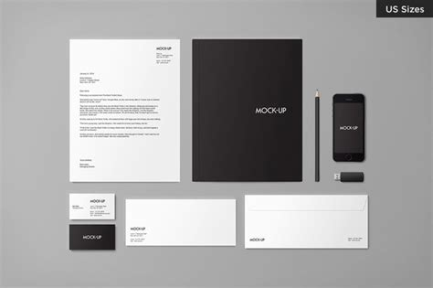 design mockup tips check out stationery mock up us sizes by dashwood on