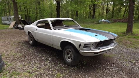used 1970 mustang parts 1970 ford mustang sportsroof fastback project car includes