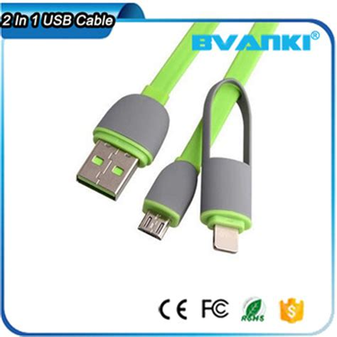 in 1 usb charging cable 499 5 shipping httpslickdealsco dropshipping no minimum order pvc 2 in 1 androids usb