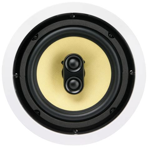 Mtx Ceiling Speakers by Td822c 8 Quot Dcm 8 Ohm Dual Voice Coil In Ceiling Speaker
